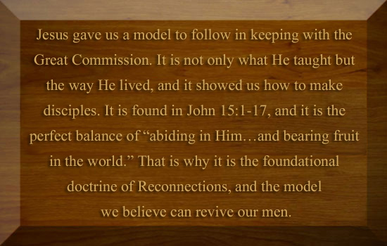Our Foundation John 15: 1-17